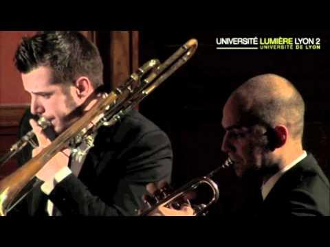 Guillaume conesson agora h rcules brass quinteto de - Concours international de musique de chambre de lyon ...