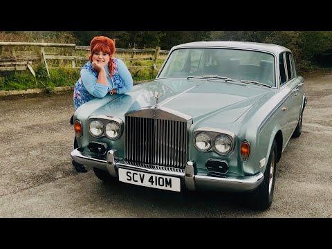 IDRIVEACLASSIC reviews: 70s Rolls Royce Shadow 1