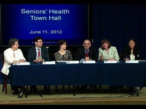 Seniors Health Care Town Hall