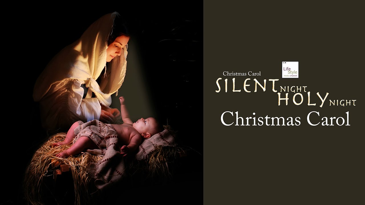 Silent Night Holy Night, All is Calm All is Bright - Christmas Song 2015 - YouTube