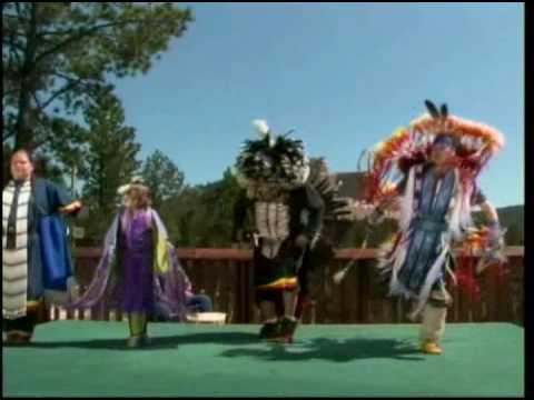 Crazy Horse Video spot 2