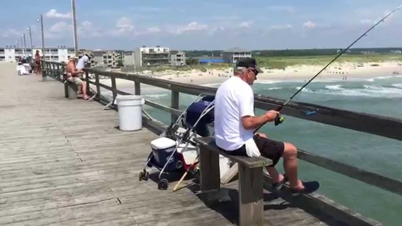 is the kure beach fishing report available online