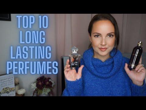 TOP 10 LONG LASTING PERFUMES FOR WOMEN...2020