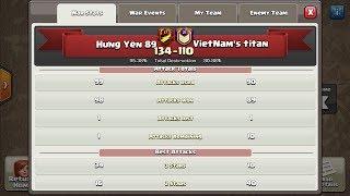 Highlight 451: HƯNG YÊN 89 vs VIETNAM TITAN P2 | SpQ MINER, LAVALOON, BOWLALOON