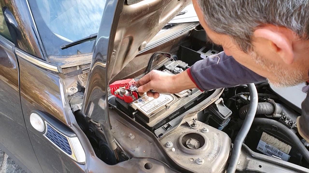 Sostituzione batteria auto FAI DA TE MINI vari modelli