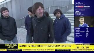 HQ Manchester City fans reaction to signing John Stones