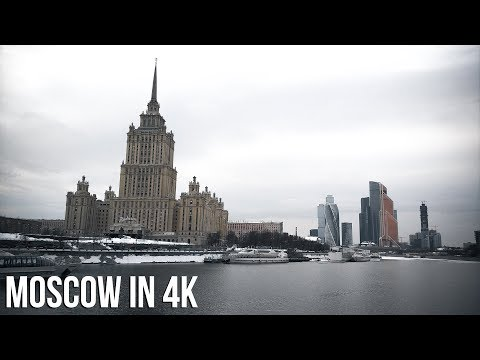 Moscow Timelapse 4K | Premium Media