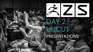 The ZBrush Summit - Uncut Full Day 2 Presentations Broadcast