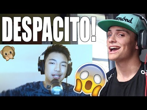 Despacito Remix Cover by Darren Espanto (feat. Justin Bieber - Luis Fonsi & Daddy Yankee) REACTION