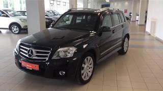 Купить Mercedes-Benz GLK-Class (Мерседес GLK-класс) 2008 г. с пробегом бу в Саратове...
