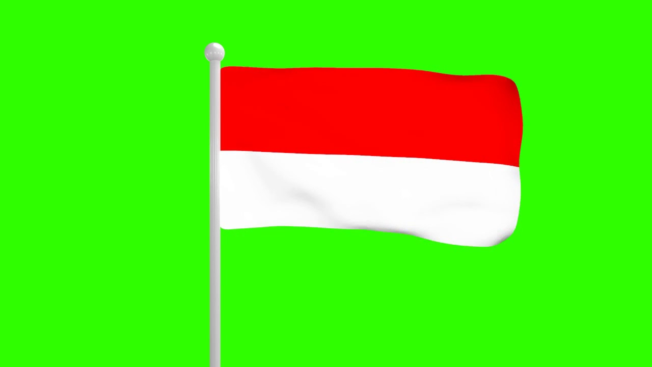 green screen bendera merah putih youtube green screen bendera merah putih youtube