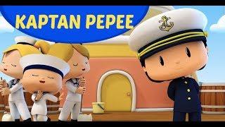 Sevgili Kaptan Pepee ve Pisi ile Teleskop Tanıyorum - Çizgi Film & Çocuk Şarkıları   Düşyeri