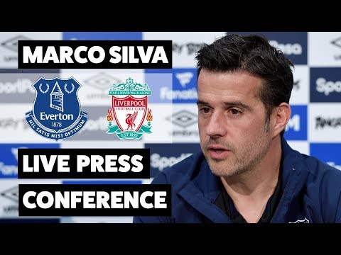 """""""IT IS A SPECIAL GAME""""   MARCO SILVA'S MERSEYSIDE DERBY PRESS CONFERENCE"""