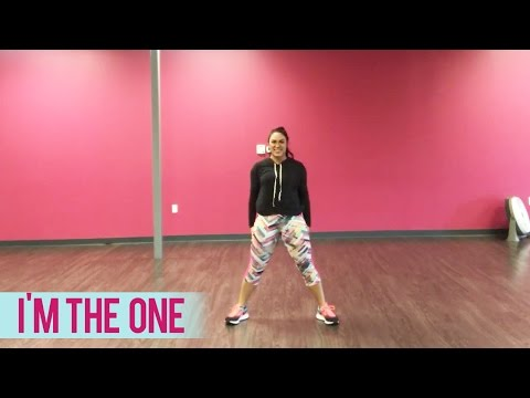 DJ Khaled- I'm the One ft Justin Bieber, Quavo, Chance the Rapper, Lil Wayne | Dance Fitness Jessica