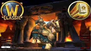 How To Play Classic WoW Paladin (((not click bait)))