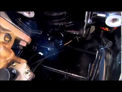 How To Remove The Lower Unit On A Mercury Outboard Motor