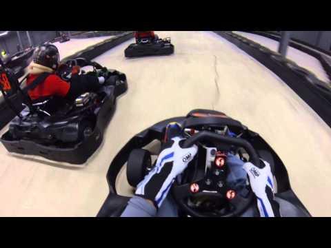 On Track Karting - Brookfield, CT - Adult Open Nov 20, 2014