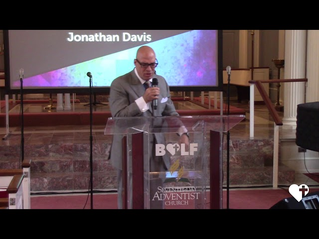 The Value Of A Soul - Elder Jonathan Davis