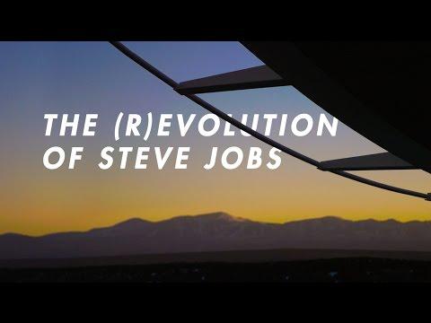 The Making of The (R)evolution of Steve Jobs
