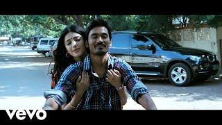 Cover images 3 - Nee Paartha Vizhigal Video | Dhanush, Shruti | Anirudh