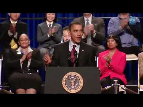 Pr. Obama to Business (1) & Tourism Industry