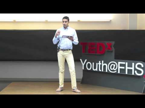 The Future of Food | Rohan Sindhwani | TEDxYouth@FHS