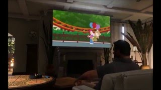 GTA V [PC] Real Television Program Mod 1.0 By MrGTAmodsgerman [Watch Simpsons in GTA 5]