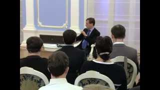 Встреча Президента РФ Д. Медведева с инвалидами(, 2012-02-29T11:04:04.000Z)