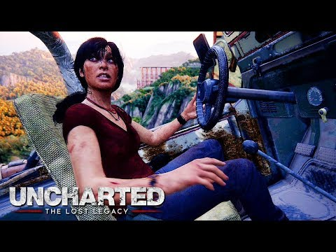 Uncharted: The Lost legacy - Final Boss Fight + ENDING @ 1080p ✔