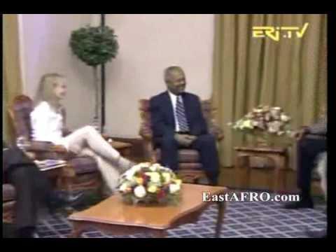 US Congressman Donald Payne Meets President Isaias Afwerki