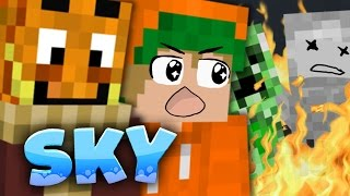 Die ultimative Mob-Farm  | #33「Minecraft SKY」