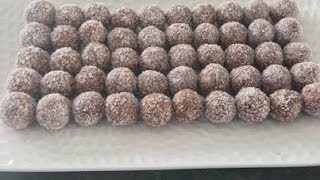Bailey's (irish Cream) Chocolate Balls