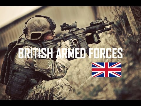 British Armed Forces 2017