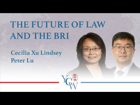 Webinar: The Future of Law and the Belt and Road Initiative—What Next?