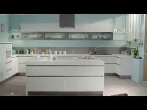 Les meubles de cuisine tandem rouge doovi for Lapeyre cuisine graphik