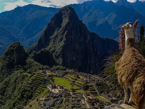 Peru - Bolivia 4K