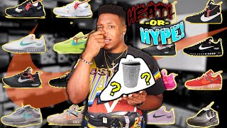 EVERY OFF-WHITE SNEAKER DROPPING THIS FALL! THE WORST JORDANS OF THE YEAR & MORE! HEAT OR HYPE!?