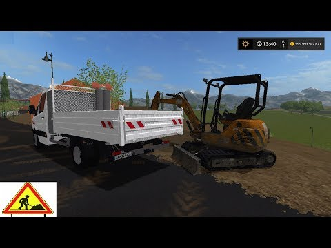 Farming Simulator 17 | Travaux Publics | Épisode 1