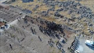 Cemal Özbek Defin Drone