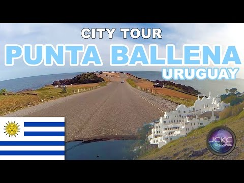 Punta Ballena Uruguay - Passeio de carro - City Tour - Local Tour