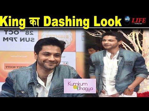 Kumkum Bhagya - Mishal Raheja aka King Singh Looks Hot At Zee Rishtey Awards 2018...