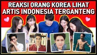 Download lagu REAKSI CEWEK CANTIK KOREA LIHAT ARTIS INDONESIA TERGANTENG | KOREAN REACTION