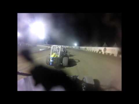 Brian Peterson Cornfest at Angell Park Speedway 8/21/2016