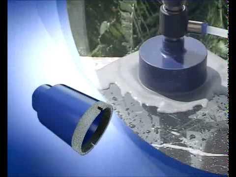Marcrist PG850 Porcelain Tile Drill