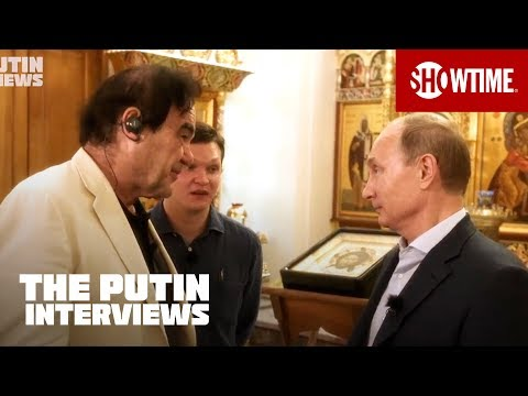 The Putin Interviews | Vladimir Putin Opens Up to Oliver Stone About His Children | SHOWTIME