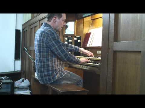 Berceuse (Wiegenlied) - Johannes Brahms Op 49 No4 arr.Organ.