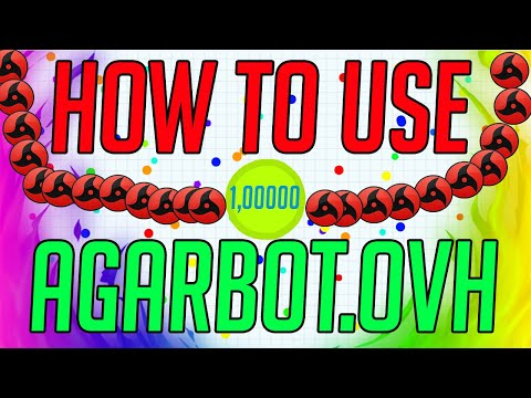 [TUTORIAL] NEW // 2020 // HOW TO USE AGARBOT.OVH || Working Agario  BOTS AGARIO TUTORIAL!