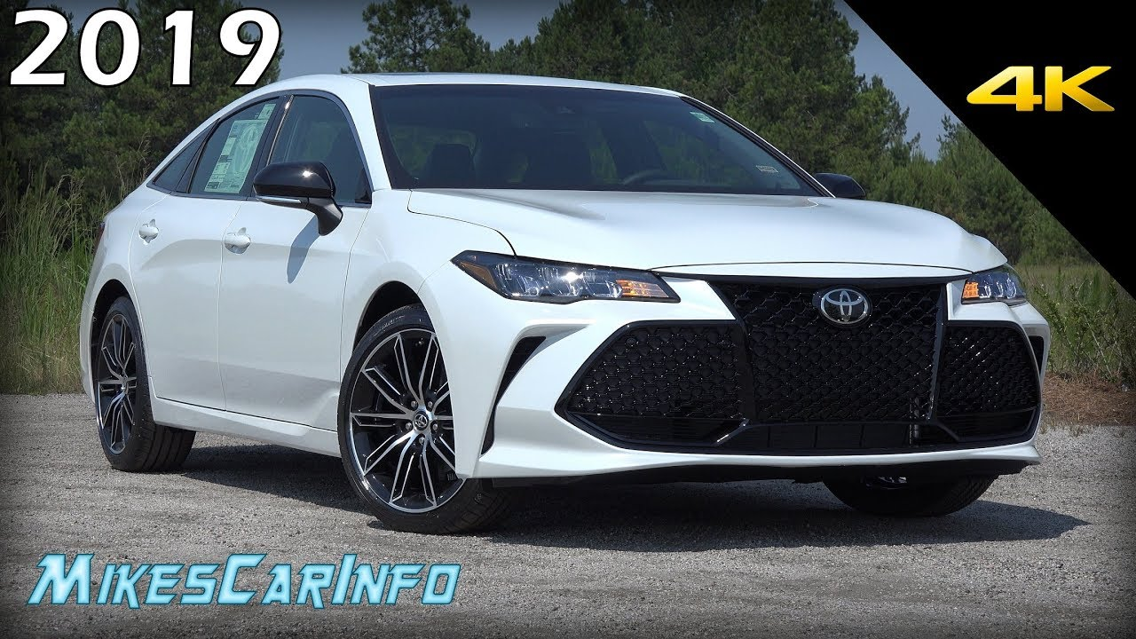 2019 Toyota Avalon Xse Ultimate In Depth Look 4k