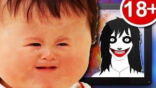 Телевизор убивает детей! ОПЯТЬ ПИНДОСЫ?!