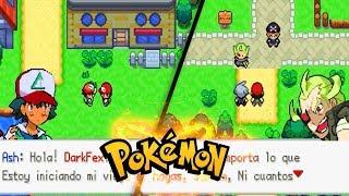 Pokemon Universe | 3 Regiones, Megaevoluciones, Nuevos Rivales - [DarkFex]